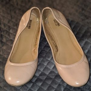 Mossimo Nude Ballet Flats